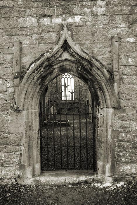 Rosserk Abbey (Friary)