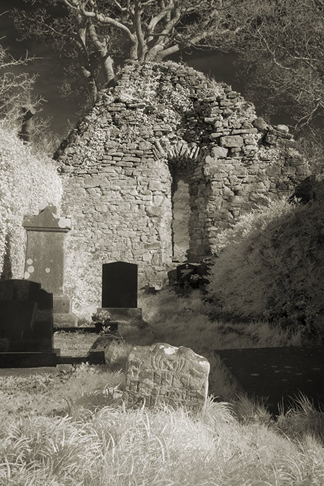 Kinlough Old Church