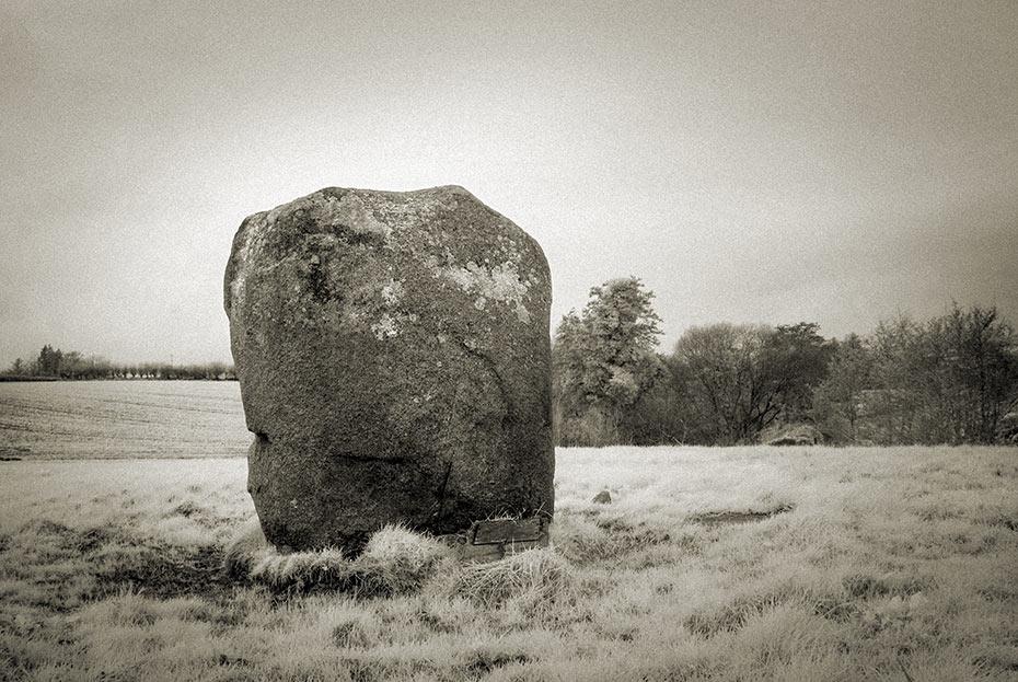 Pluck Standing Stone