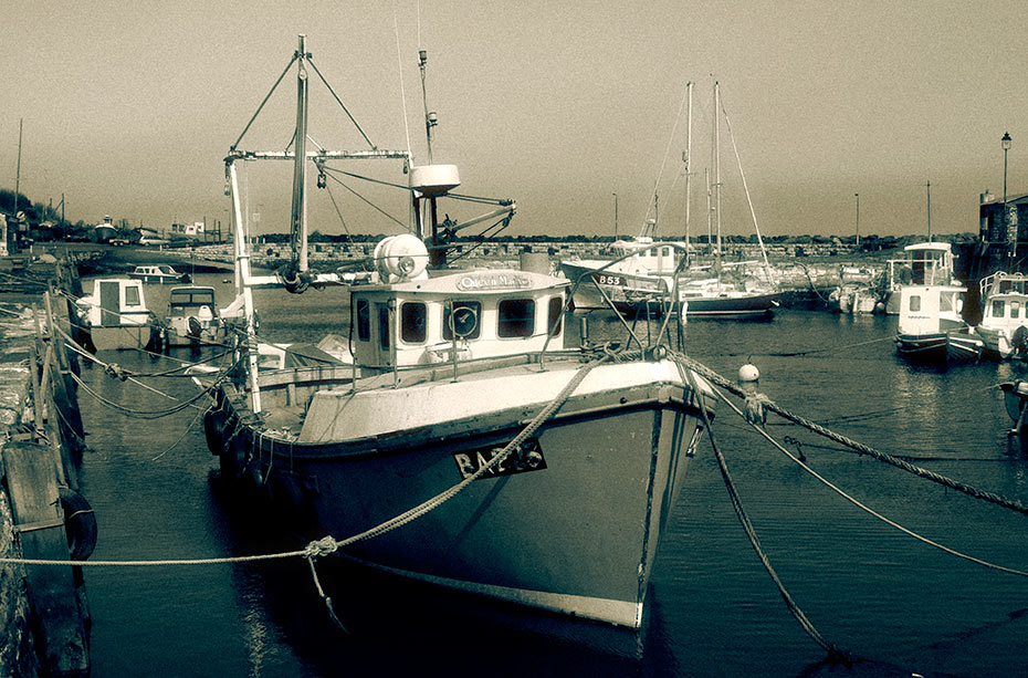 Queen Maeve - Trawler