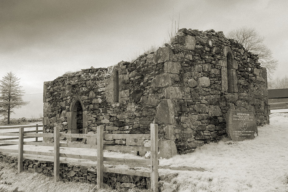 St Colmcille's Abbey