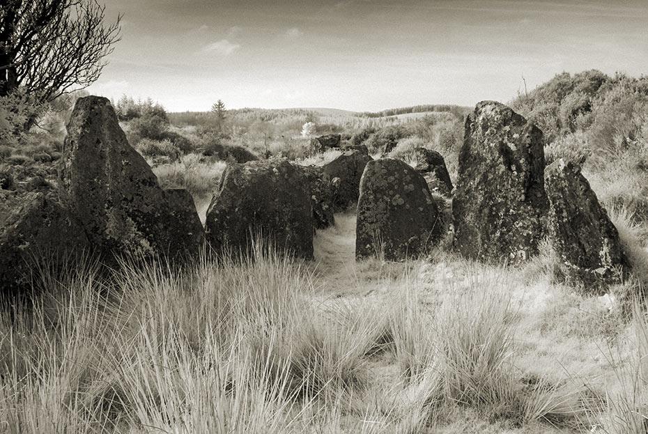 Carnagat Dual Court Tomb