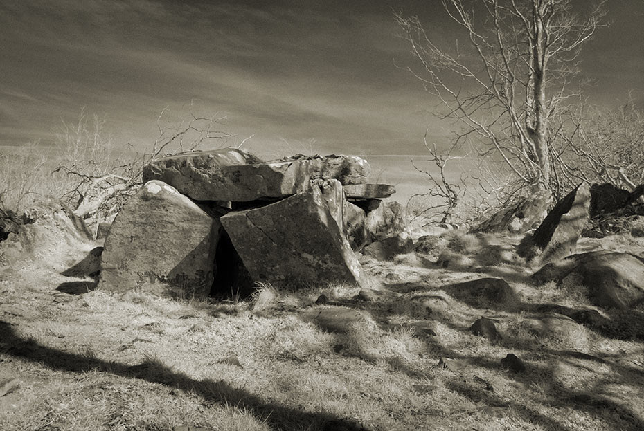Cavan Burren - The Giant's Leap Wedge Tomb