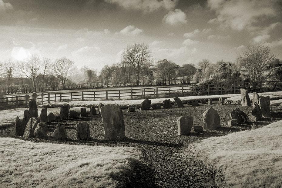 Drumskinny stone circle