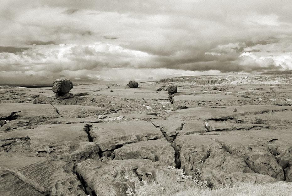 Karst Burren landscape