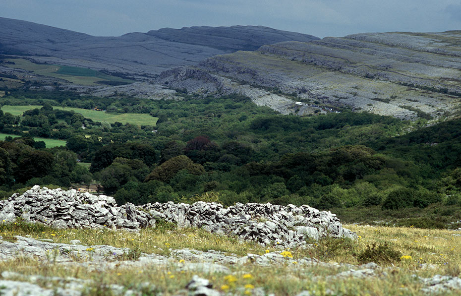 The Burren Landscape photograph