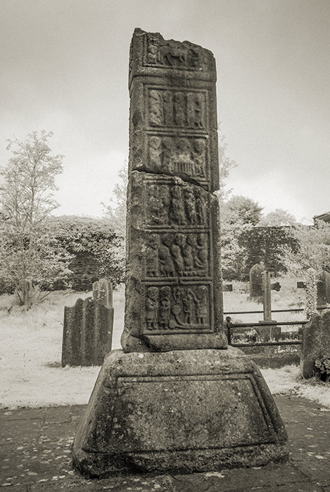 Kells High Cross - The West Cross