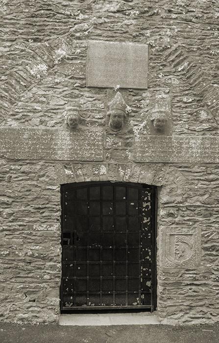Spire doorway