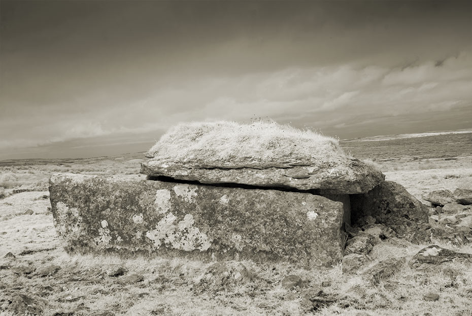 Parknabinnia wedge tomb