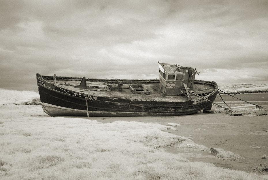 Cruit Island Shipwreck 2