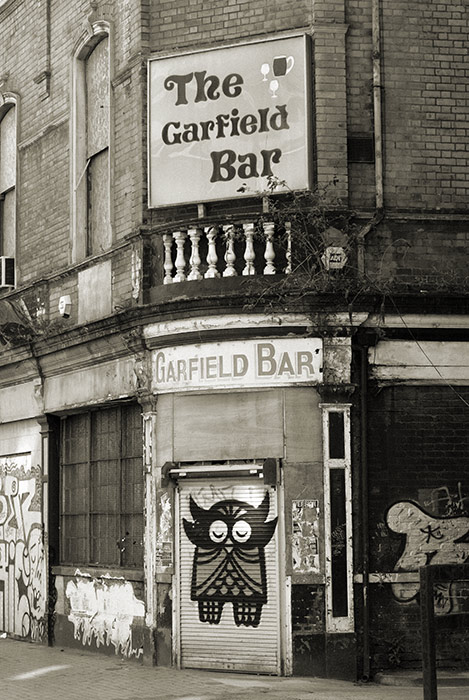 The Garfield Bar