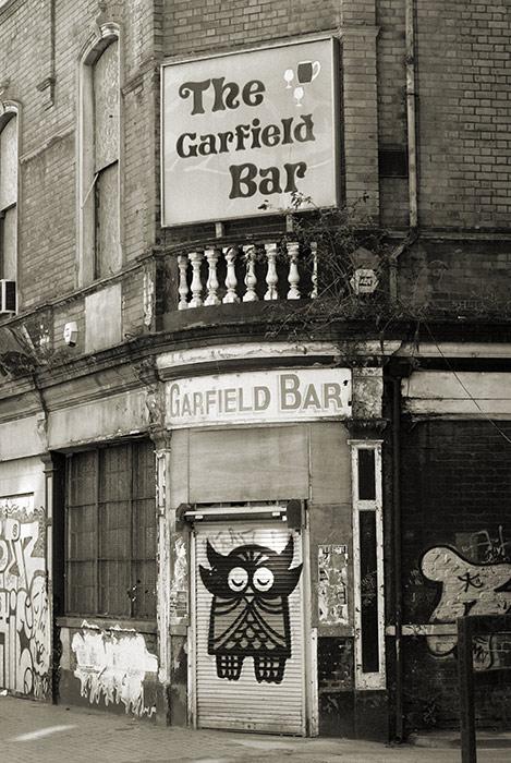 The Garfield Bar