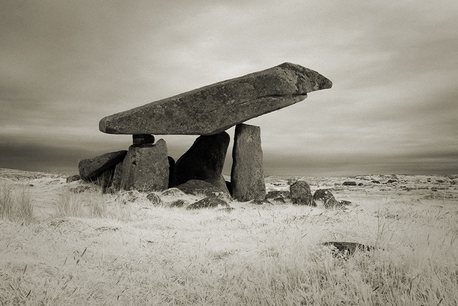 Kilclooney More Dolmen 01