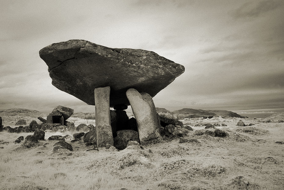 Kilclooney More Dolmen 03