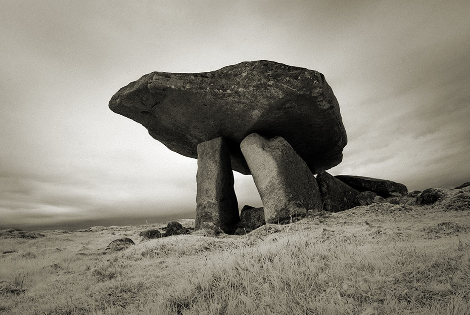 Kilclooney More Dolmen 04