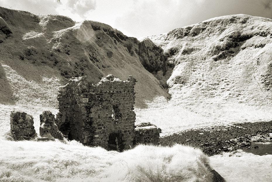 Kinbane Castle 2