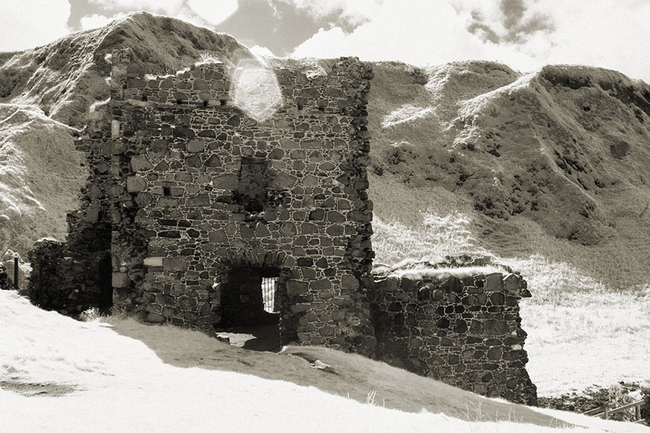 Kinbane Castle 3