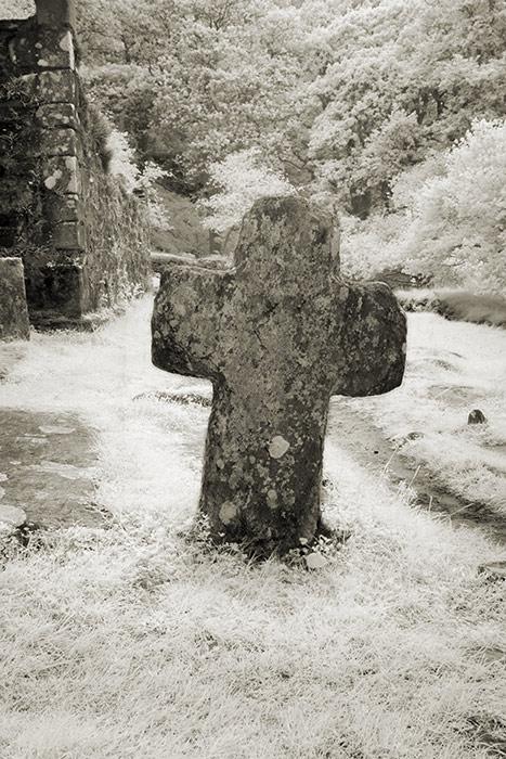 Cross 1, Glendalough