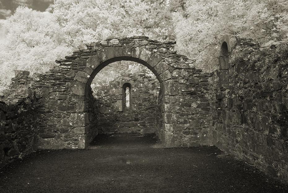 Glendalough Reefert Church