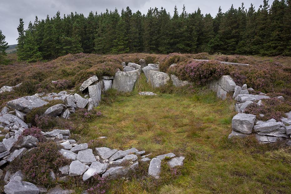 Rathlackan Court Tomb 4