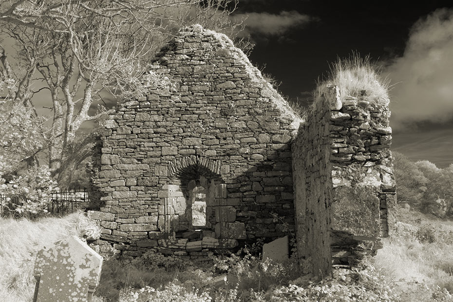 Killaghtee old church
