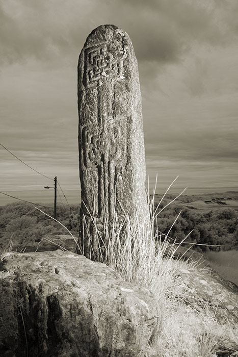Glencolmcille Cross Pillar