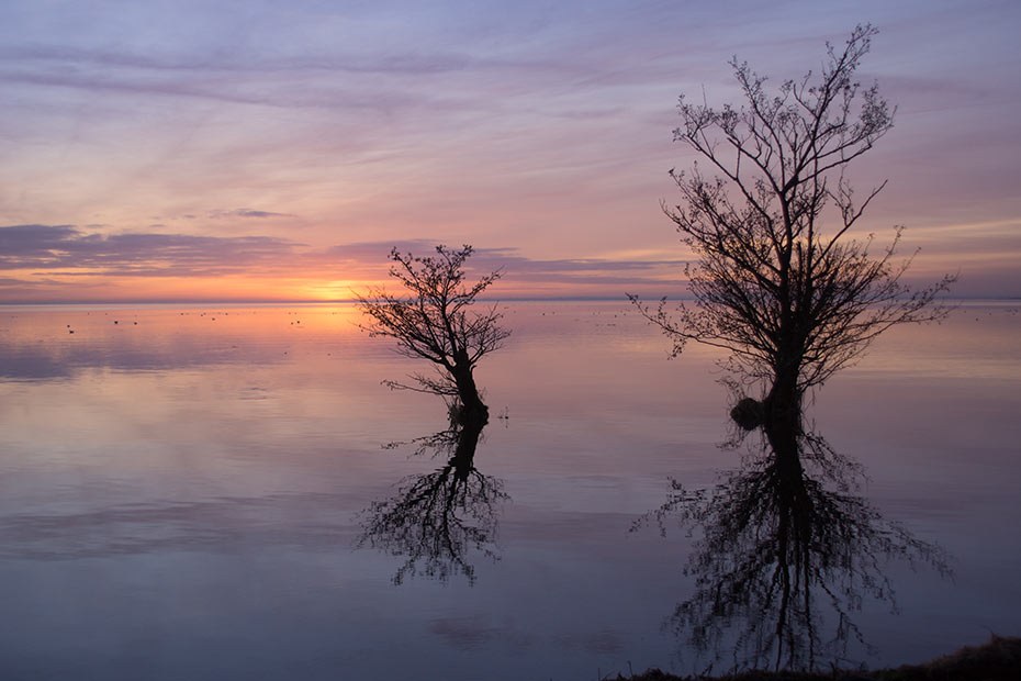 Lough Neagh - Game of Thrones location
