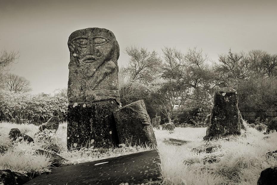 Boa Island Pagan Statues