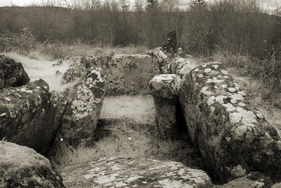 Aghnaglack Court Tomb
