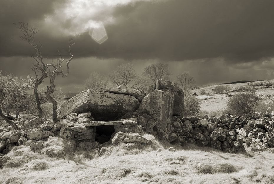 Moneygashel Portal Tomb