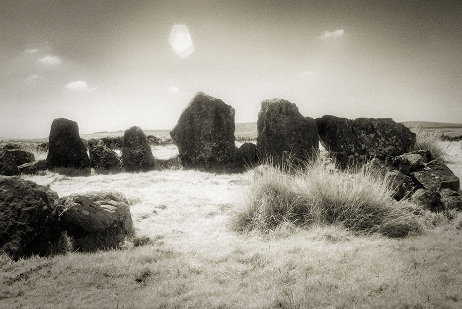 Ballybriest Court Tomb