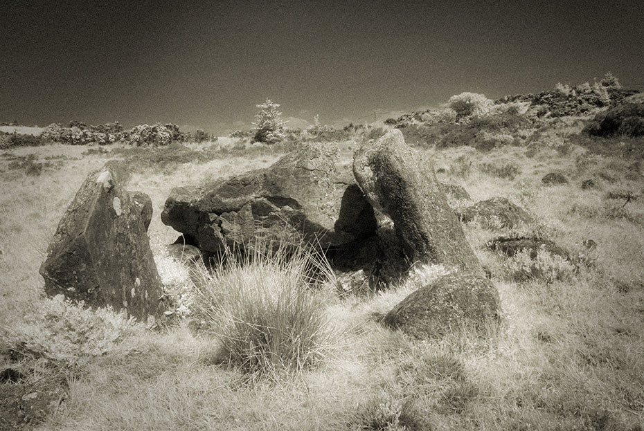 Ballybriest Wedge Tomb