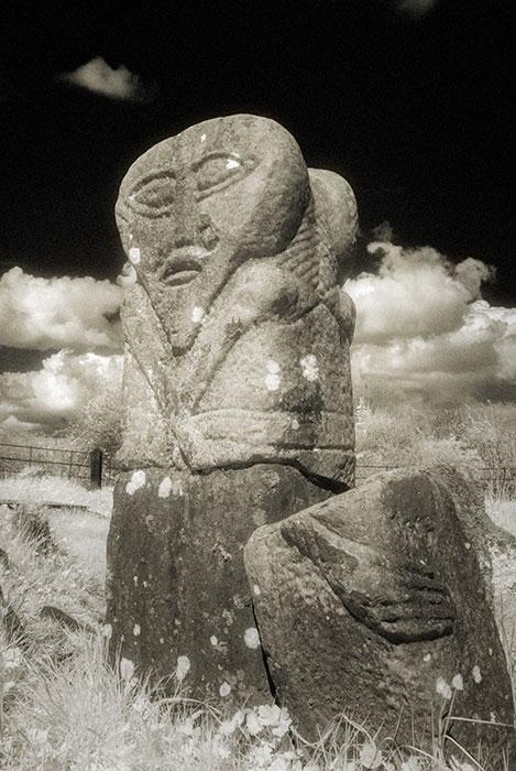Boa Island Janus Statue