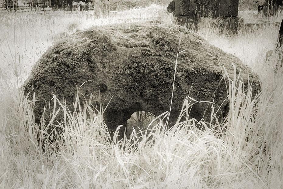 Killadeas Holed Stone