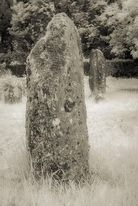 Killadeas Standing Stone