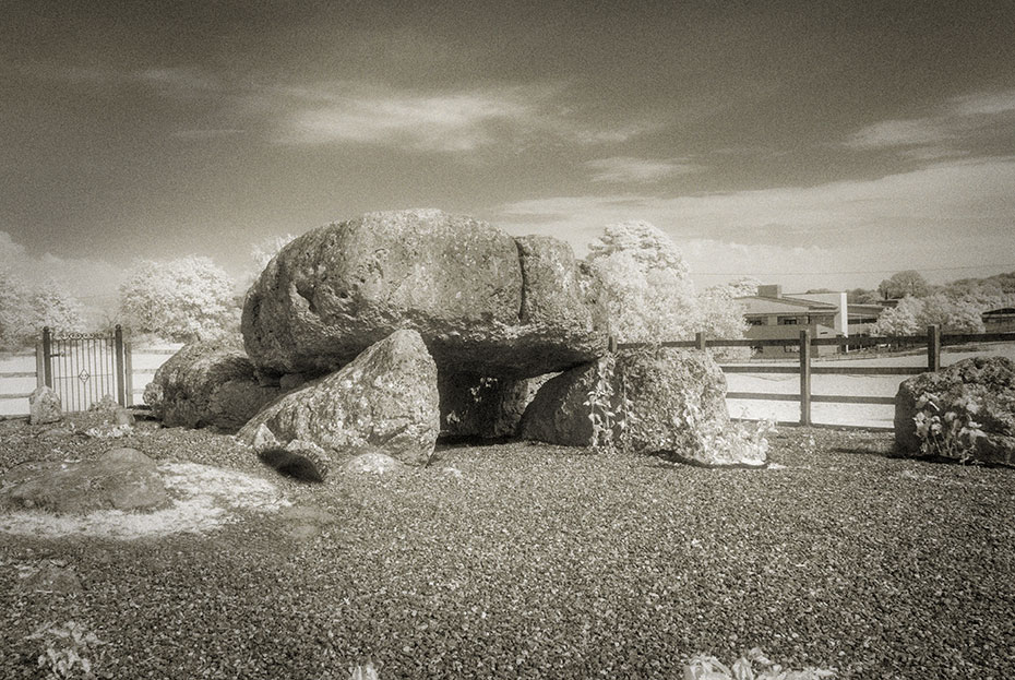 Loughry Wedge Tomb