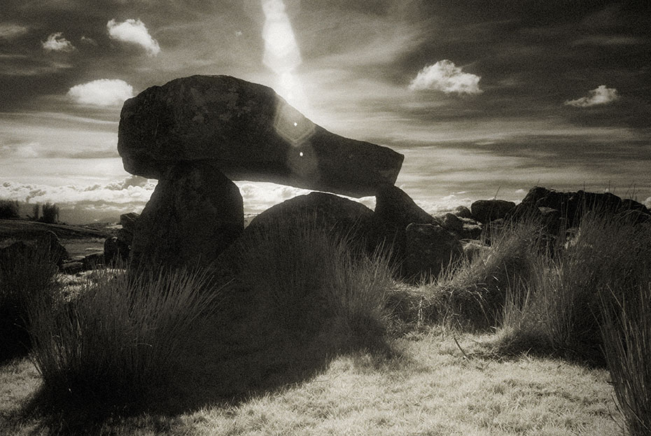 The Giant's Griddle - Tawnatruffan Dolmen
