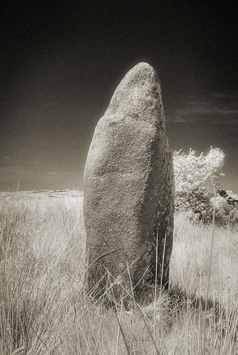 Ballard Standing Stone aka the Long Stone