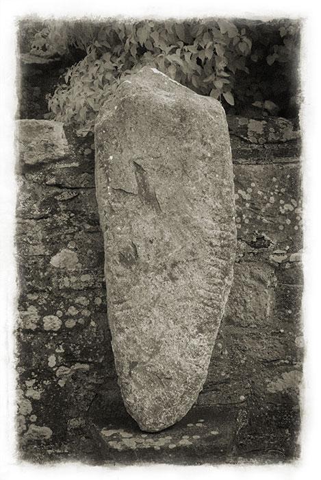 Castlekeeran Ogham Stone