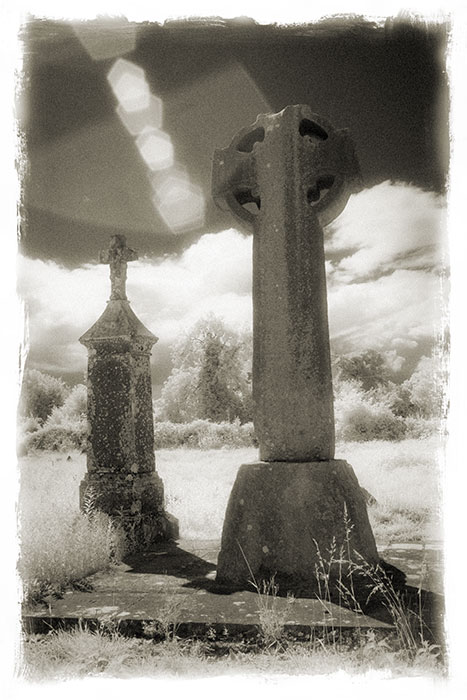 Castlekeeran - the North Cross