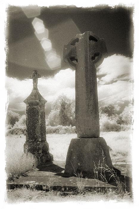 Castlekeeran - the North Cross