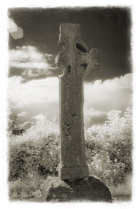 Castlekeeran - the West Cross