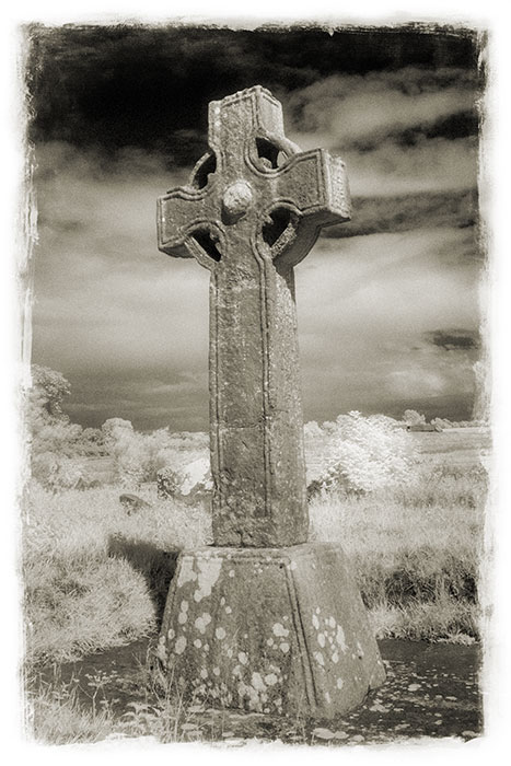 Castlekeeran - the South Cross