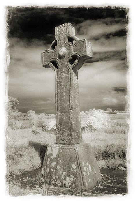 Castlekeeran - the South Cross