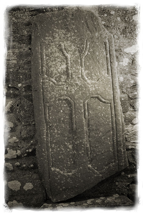 Castlekeeran Cross Slab