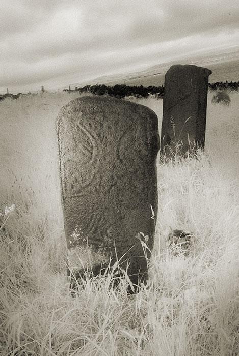 Inishkeel Cross Pillar 3
