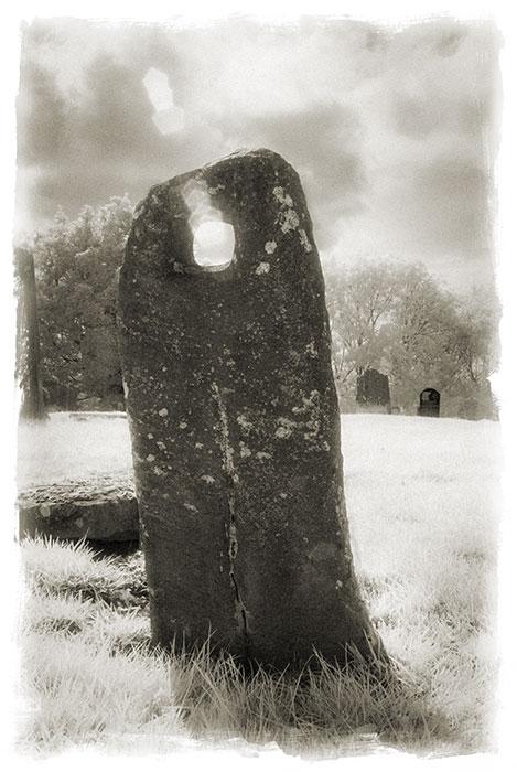 Kilmainhamwood Holed Stone