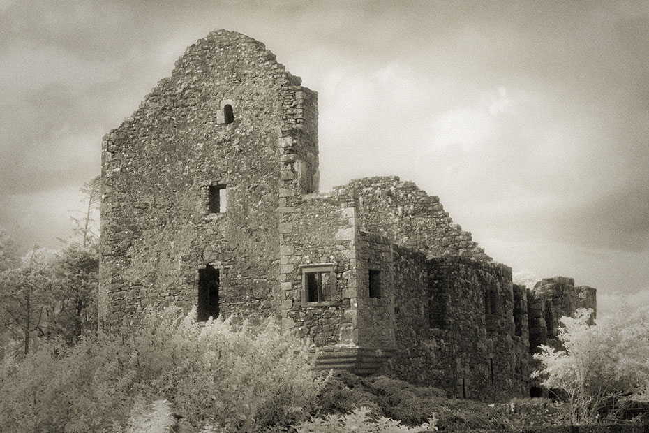 Robertstown Fortified House