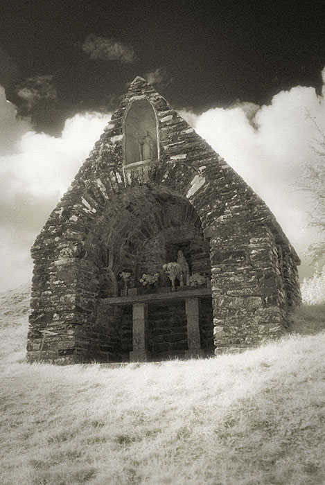 St Ciaran's Shrine