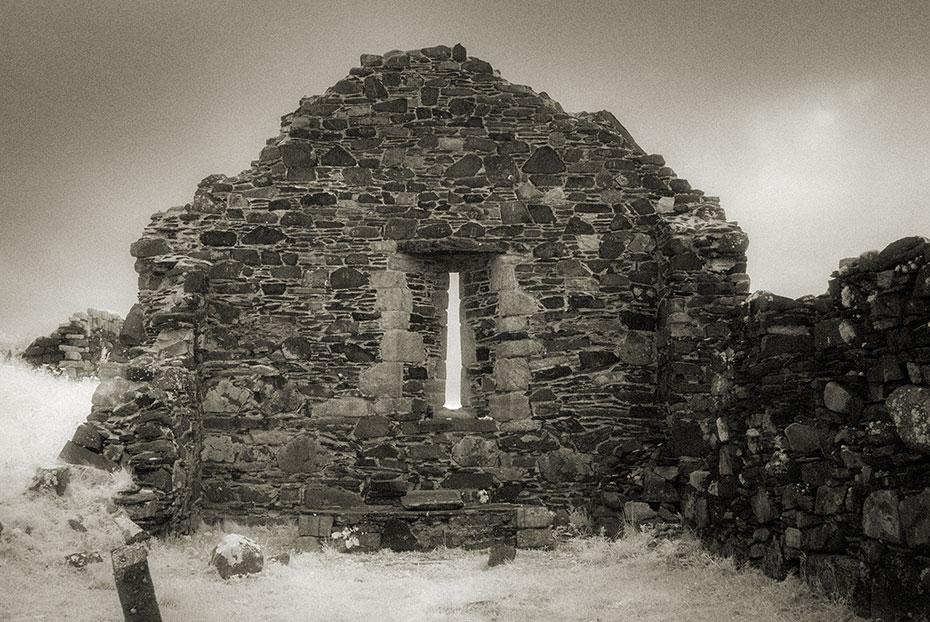 St Connell's Church interior